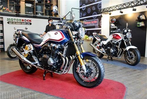 Honda CB1300 Super Four SP 2019 đầu tiên về Việt Nam, giá 488 triệu đồng - ảnh 1