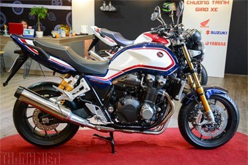 Honda CB1300 Super Four SP 2019 đầu tiên về Việt Nam, giá 488 triệu đồng - ảnh 3