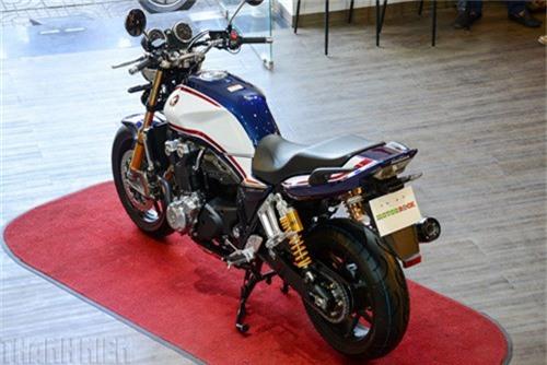 Honda CB1300 Super Four SP 2019 đầu tiên về Việt Nam, giá 488 triệu đồng - ảnh 4