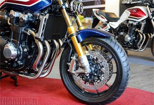Honda CB1300 Super Four SP 2019 đầu tiên về Việt Nam, giá 488 triệu đồng - ảnh 5