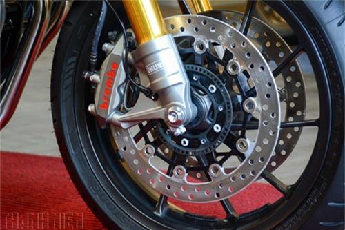 Honda CB1300 Super Four SP 2019 đầu tiên về Việt Nam, giá 488 triệu đồng - ảnh 6