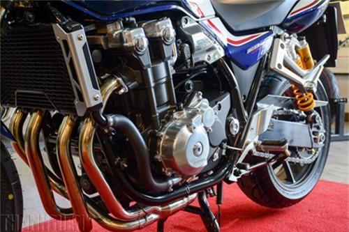 Honda CB1300 Super Four SP 2019 đầu tiên về Việt Nam, giá 488 triệu đồng - ảnh 9