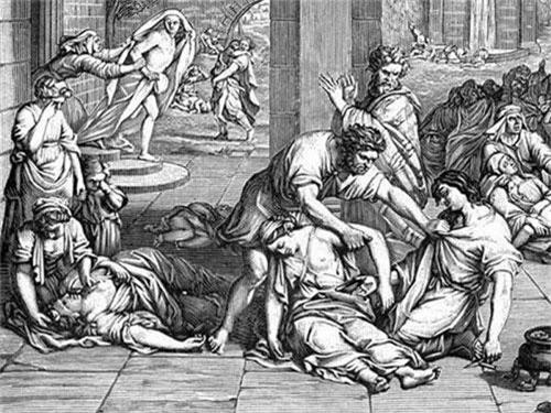 """Rợn tóc gáy nghe """"chuyện ấy"""" của các hoàng đế La Mã"""