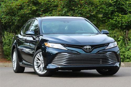 Top 10 ôtô bán chạy nhất thế giới: Toyota thống trị