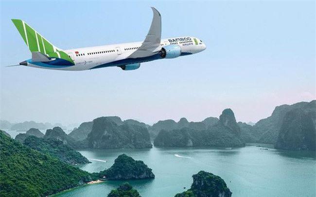 Bamboo Airways vừa nhận máy bay đầu tiên, chờ cuối tháng cất cánh