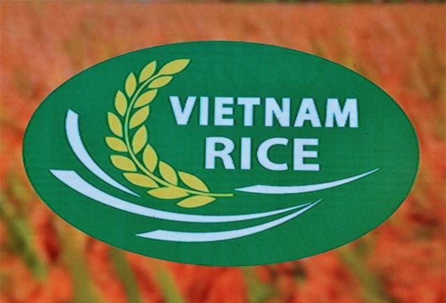 Chính thức có logo thương hiệu gạo quốc gia Việt Nam