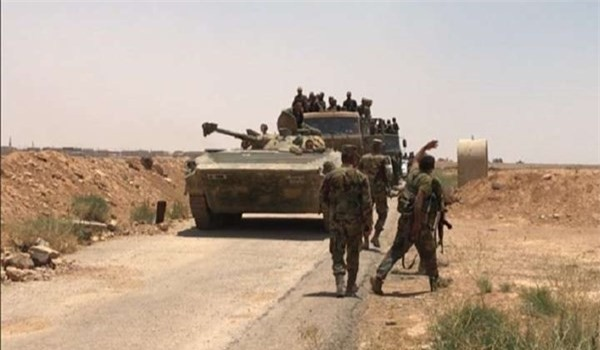 Quân đội Syria khai hỏa dữ dội vào Hama, thủ lĩnh khủng bố khét tiếng bỏ mạng