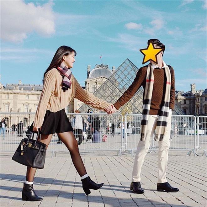 Hot girl Reuters Kiều Trinh úp mở hình ảnh bạn trai mới - Ảnh 2.