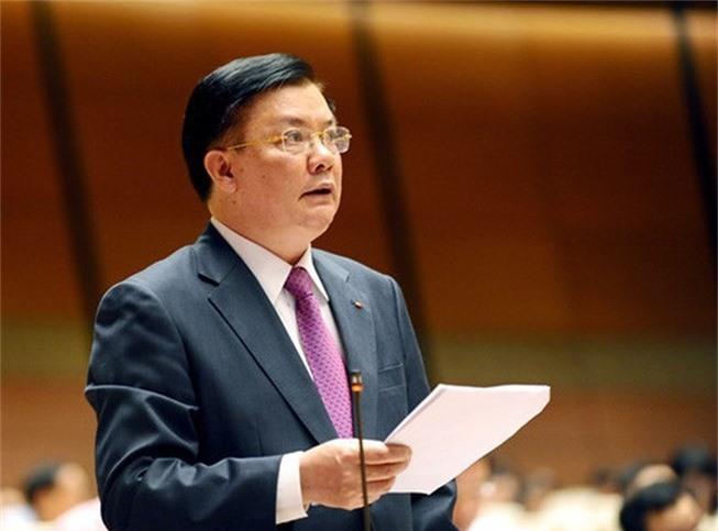 Bộ trưởng Bộ Tài Chính: Tết Dương lịch có thể giảm giá xăng dầu - Ảnh 1.