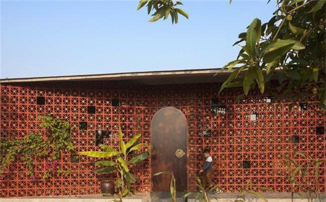 Ngôi nhà vườn ở Nam Định ngập tràn ký ức tuổi thơ do con trai xây báo hiếu mẹ - Ảnh 1.