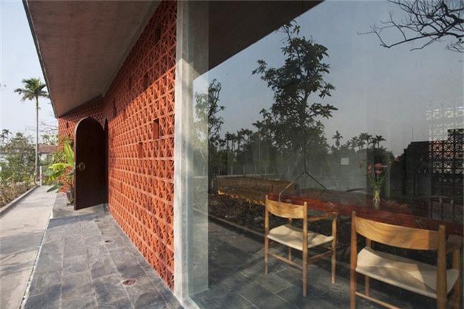 Ngôi nhà vườn ở Nam Định ngập tràn ký ức tuổi thơ do con trai xây báo hiếu mẹ - Ảnh 5.