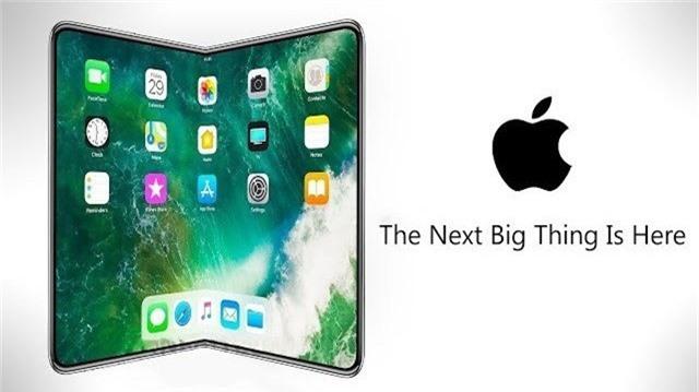 Apple cũng tham vọng gia nhập cuộc đua phát triển smartphone có thể gập được - Ảnh 2.