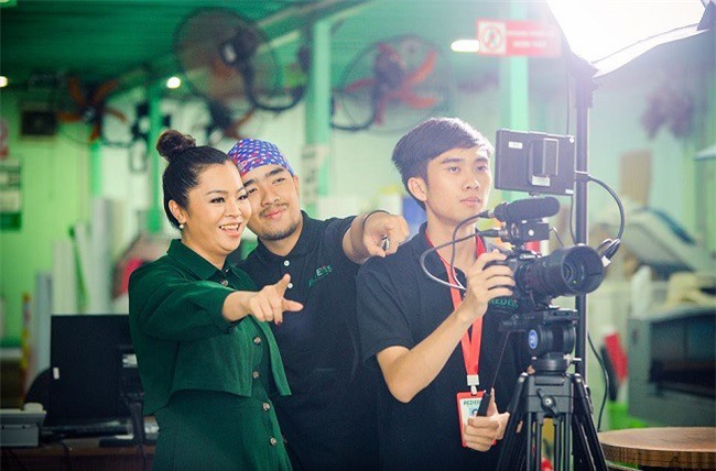 """Cùng với sự hợp tác của Redeyes Media, sắp tới Đăng Bing sẽ cho ra mắt """"Biệt đội chuối"""" phần 3"""