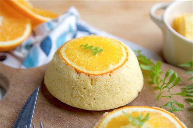 Chẳng cần lò nướng tôi cũng làm được bánh bông lan cam ngon đẹp nhức nhối - Ảnh 6.