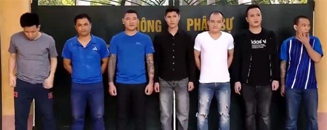 Nhóm cầm đầu tín dụng đen núp bóng Công ty Nam Long (Ảnh: TL)