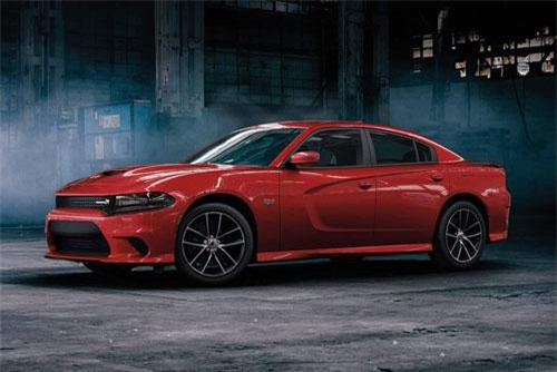 3. Dodge Charger (doanh số: 91.677 chiếc).