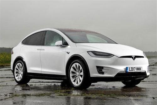 6. Tesla Model X (doanh số: 56.094 chiếc).