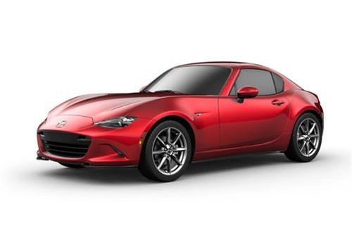 8. Mazda MX-5 (doanh số: 31.782 chiếc).