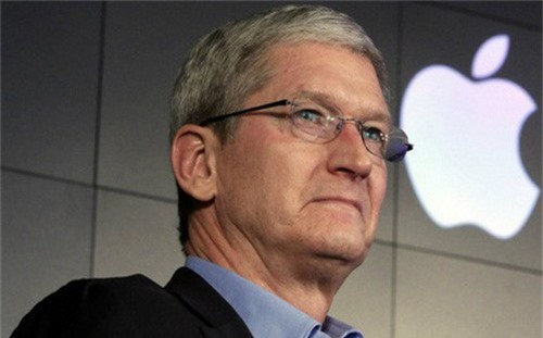 CEO Apple Tim Cook. Ảnh: Business Today