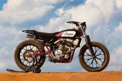 10. Indian Scout FTR750 2019.