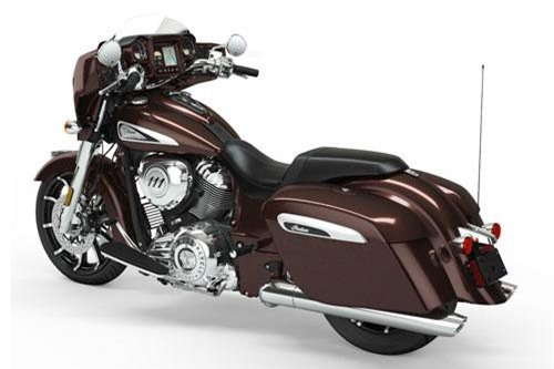 8. Indian Chieftain Limited 2019.