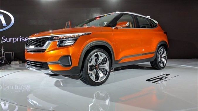 Kia SP2i sẽ được định vị là mẫu SUV cao cấp đắt hơn so với Hyundai Creta và Maruti S-Cross