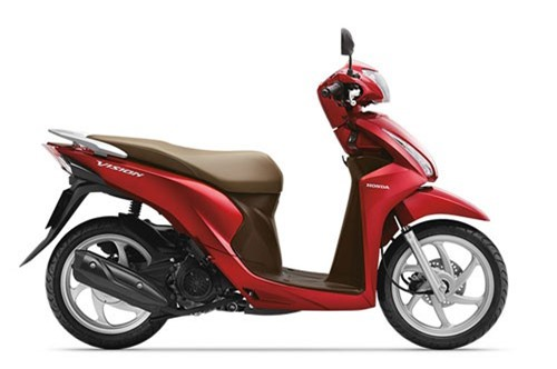 Honda Vision 110cc 2019.