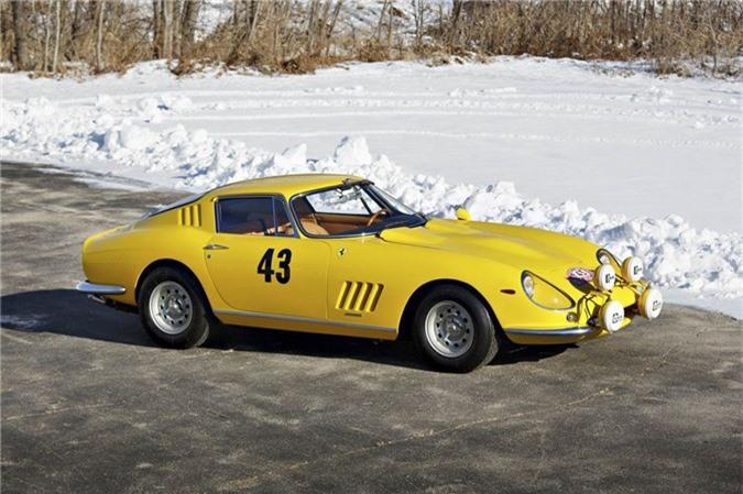 """Siêu xe cổ """"ở ẩn"""" 25 năm rao giá gần 200 tỷ đồng. Ở ẩn trong suốt 25 năm qua, chiếc Ferrari 275 GTB đầu tiên đang được rao bán đấu giá. (CHI TIẾT)"""