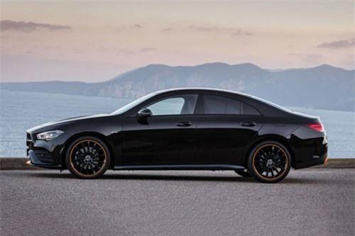 Chi tiết Mercedes-Benz CLA 2020 vừa ra mắt. Mercedes-Benz CLA 2020 vừa được trình làng nhưng giá bán chưa được công bố. Mẫu coupe này được trang bị động cơ 4 xi lanh tăng áp với dung tích 2 lít, sản sinh công suất 221 mã lực, mô-men xoắn cực đại 350 Nm. Hộp số tự động 7 cấp ly hợp kép. (CHI TIẾT)