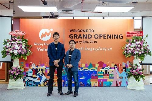 Chân dung 2 CEO công ty tại Nhật Bản và chi nhánh Việt Nam.