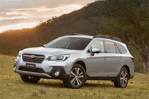 10. Subaru Outback (doanh số: 178.854 chiếc).