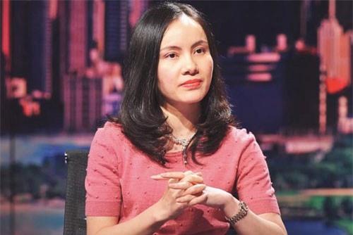 Bà Đào Thị Thiên Hương.