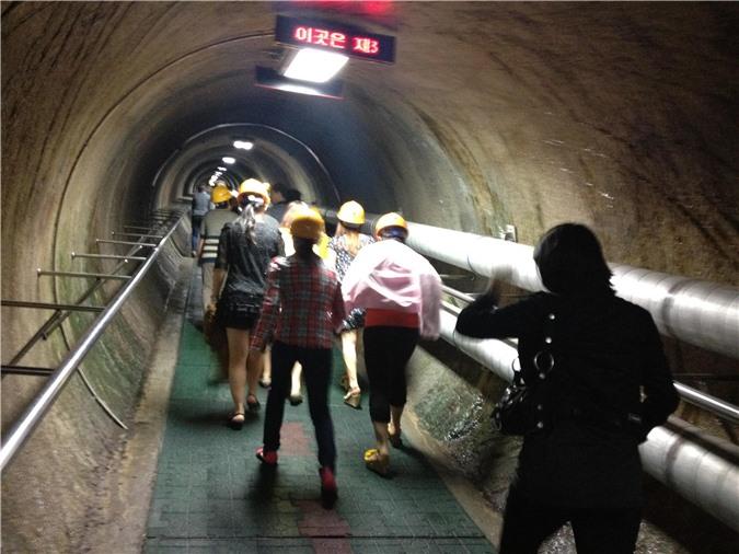 Đường hầm thứ 3