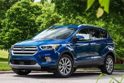 5. Ford Escape (doanh số: 272.228 chiếc).