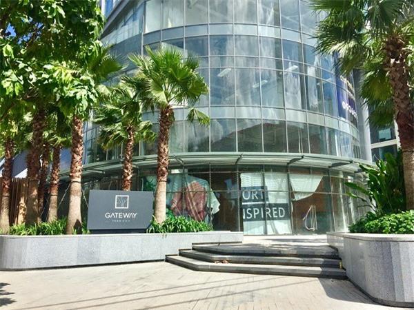 Gateway Thảo Điền là tổ hợp căn hộ cao cấp, dịch vụ tích hợp với lối kiến trúc độc đáo, mang đến cuộc sống hiện đại cho cư dân (Ảnh: VD)