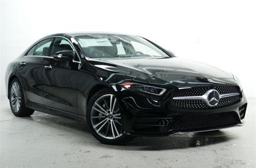 2. Mercedes-Benz CLS 450 Coupe 2019.