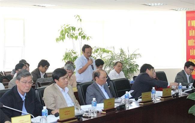 Giám đốc bệnh viện II Lâm Đồng (Ảnh: VH)