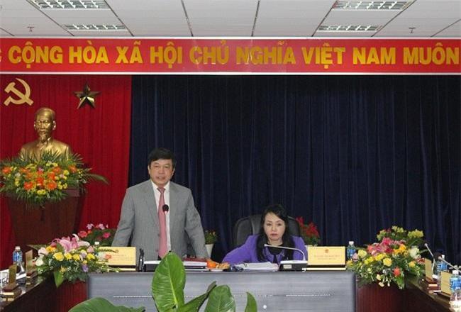 Chủ tịch UBND tỉnh Lâm Đồng (Ảnh: VH)