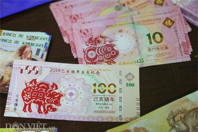 tien 2 usd in hinh con heo dat nhu tom tuoi truoc tet ky hoi 2019 hinh 12