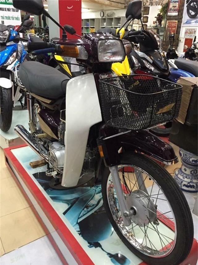 Xe máy Suzuki 17 năm vẫn còn zin: Giá huyền thoại 1 tỷ đồng - Ảnh 14.