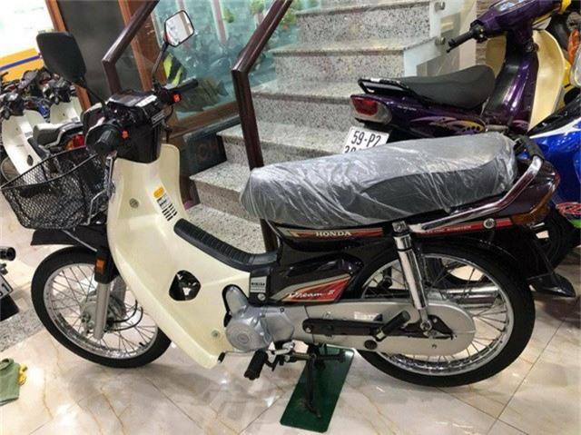 Xe máy Suzuki 17 năm vẫn còn zin: Giá huyền thoại 1 tỷ đồng - Ảnh 9.