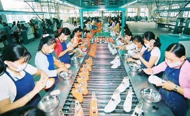 Giày, dép VN đứng thứ 4 trong TOP 10 mặt hàng xuất khẩu chủ lực
