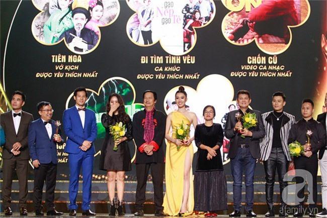 Gạo Nếp Gạo Tẻ đại thắng giải Mai Vàng 2018 với 4 giải thưởng quan trọng - Ảnh 1.
