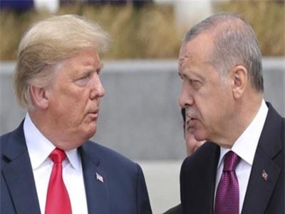 Tổng thống Mỹ và Thổ Nhĩ Kỳ cân nhắc thành lập 'an ninh' ở Syria