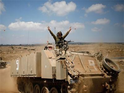 Israel thừa nhận việc cấp vũ khí cho phiến quân Syria