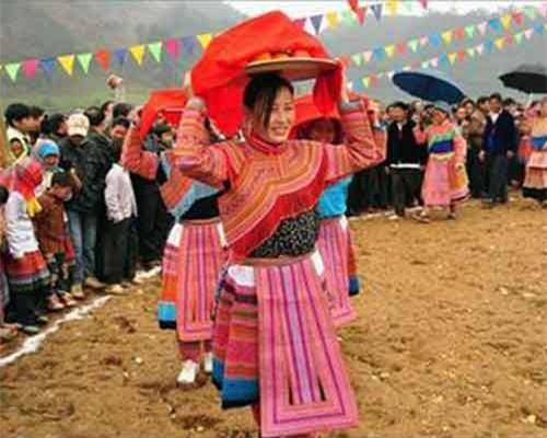 Kiểm tra thông tin liên quan đến Tết cổ truyền người H'Mông