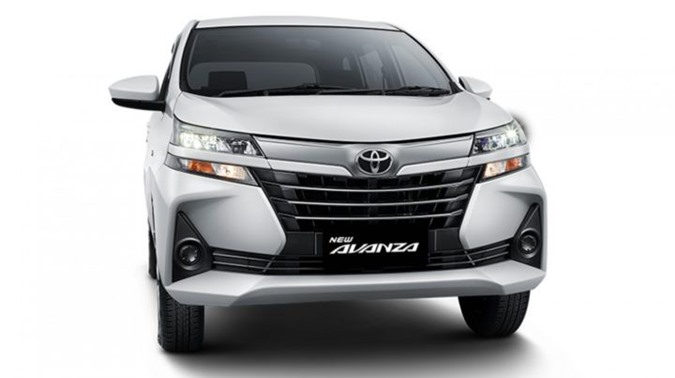 Toyota Avanza 2019 chính thức trình làng, giá 'mềm'