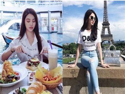 Xôn xao tin đồn Jolie Nguyễn hoàn toàn không phải là 'rich rid'
