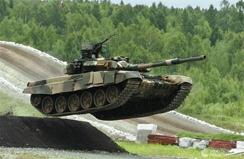 Báo Mỹ đánh giá xe tăng giá rẻ T-90S của Nga