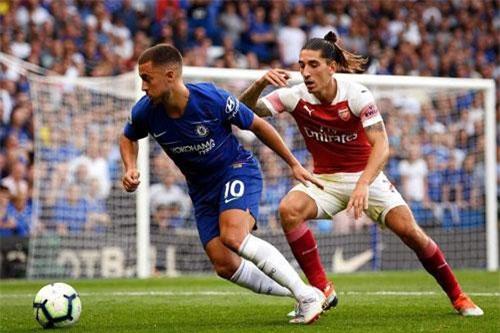 Lịch phát sóng bóng đá cuối tuần: Đại chiến Arsenal vs Chelsea